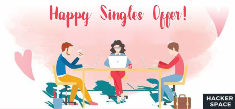 This Valentines, It's Fun To Be Single At Hacker Space