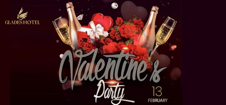 Celebrate Valentine's Eve At Glades Hotel Mohali
