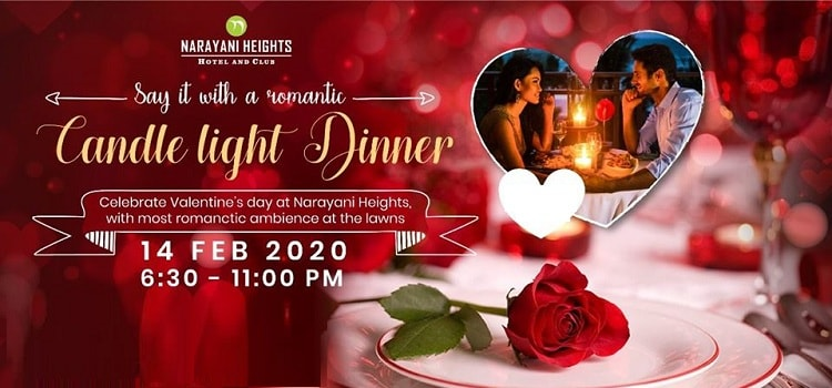 Valentine's Day At Narayani Heights In Ahmedabad