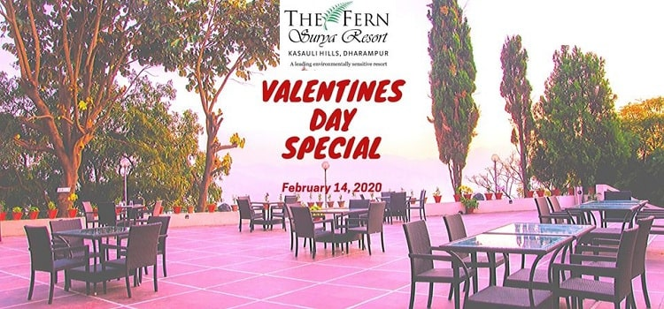Valentines Day At The Fern Hotels In Kasauli