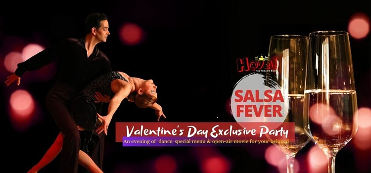 Valentine's Day Bash At Haveli Ahmedabad