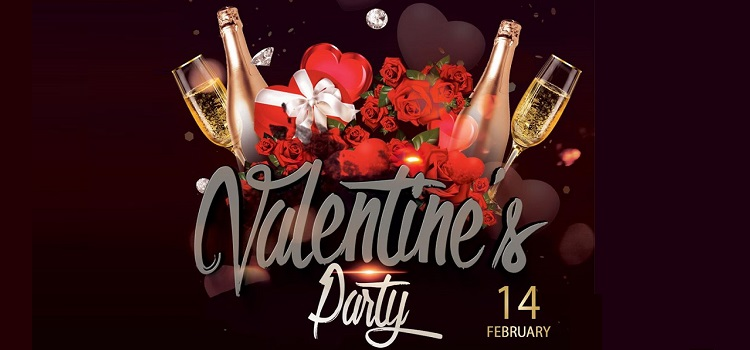 Valentine's Day Party At Sky Grill - Glades Hotel