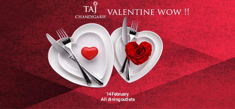 Valentine's Wow At Taj Chandigarh