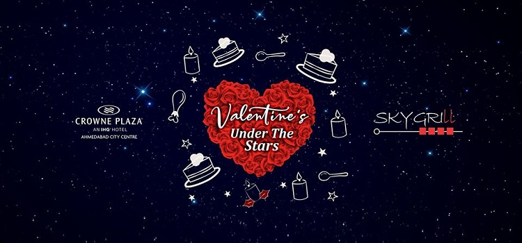 Valentine's Day At Crowne Plaza Ahmedabad