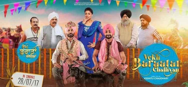 Movie Review:Vekh Barataan Challiyan