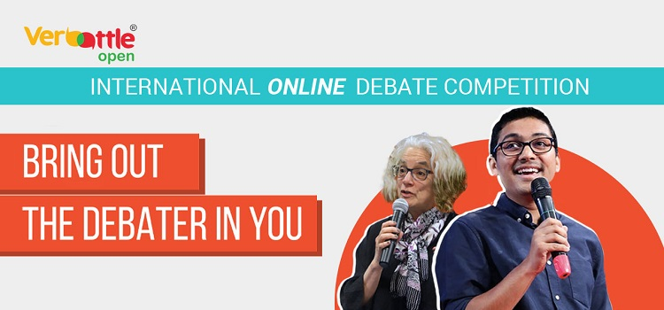 Verbattle Open Online Debate Competition