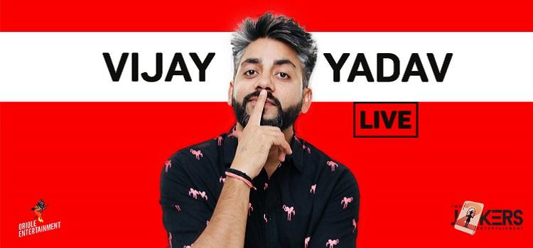 Vijay Yadav Live At The Laugh Club Chandigarh by Laugh Club