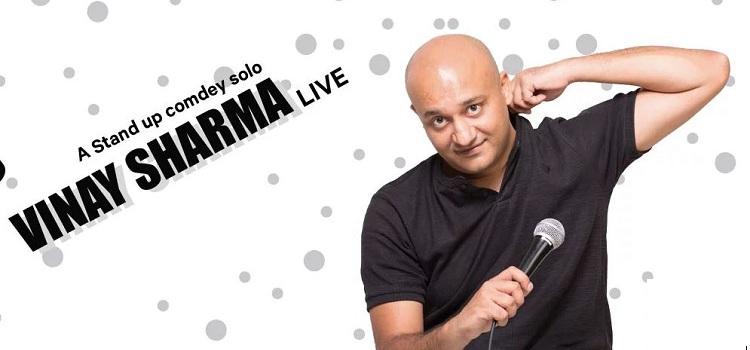 Vinay Sharma Live At Papaya Tree Hotel Indore