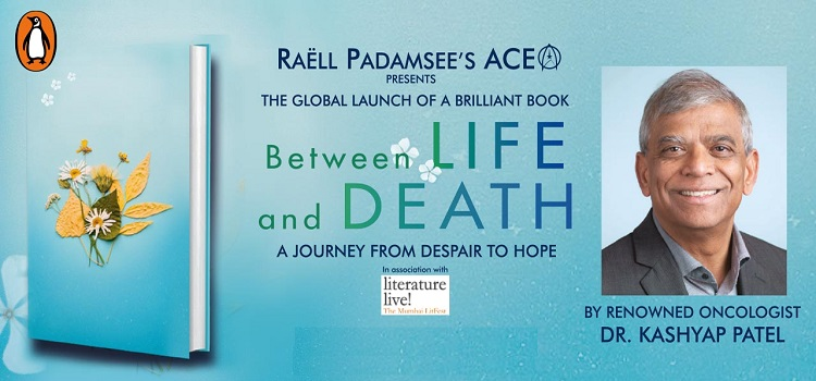 Virtual Book Launch - Between Life and Death