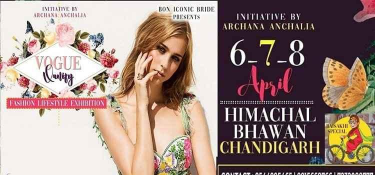 Vogue Vanity Spring Exhibition In Chandigarh