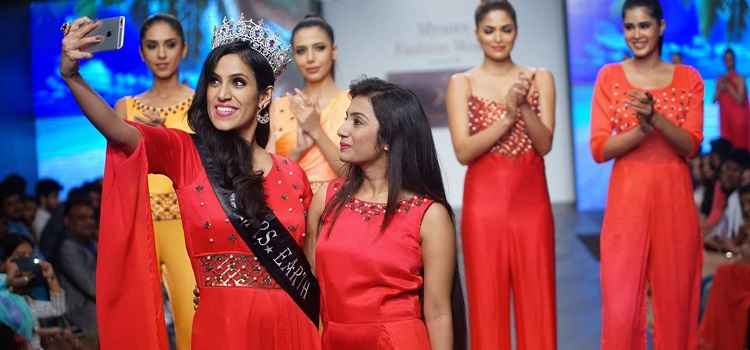 VPR Mrs. India Audition in Ahmedabad
