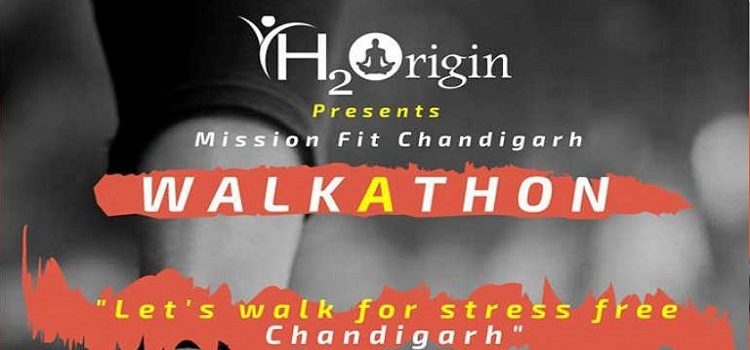 Walkathon: For Stress Free Chandigarh