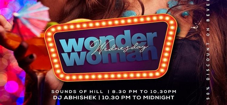 Wednesday Wonder Women At 35 Brewhouse