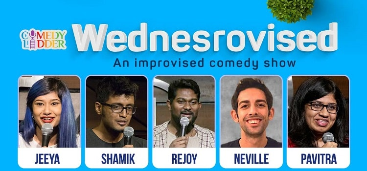 Wednesrovised- An Improvised Comedy Show