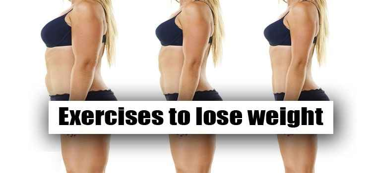 hitting the gym to lose weight