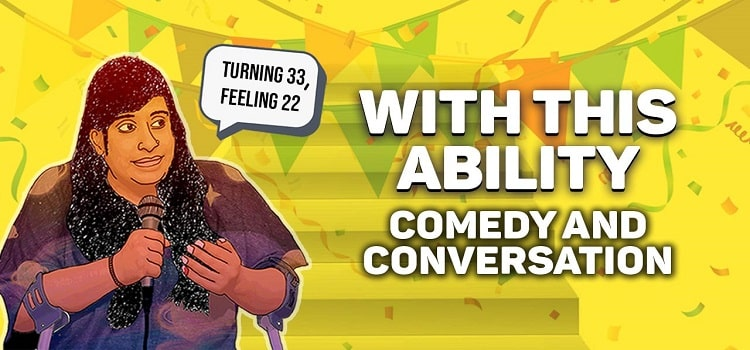 With This Ability: Online Comedy and Conversation