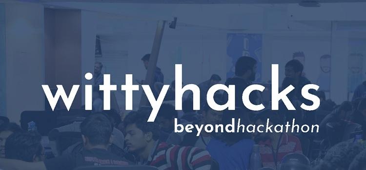 Wittyhacks 3.0 - Workshop In Indore