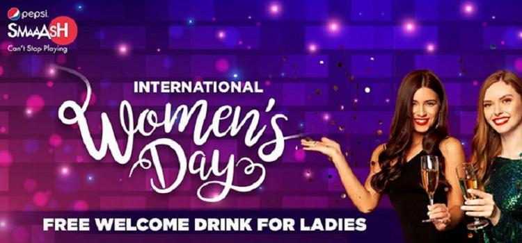 Women's Day Celebration At Smaaash Chandigarh