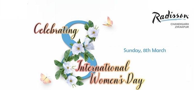 Women's Day Celebration At Radisson Zirakpur