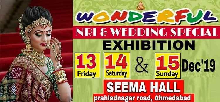 Wedding & Festival Special Exhibition In Ahmedabad