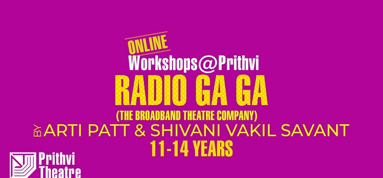 Workshop At The Broadband Theatre Company