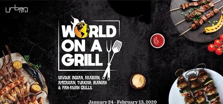 World On A Grill Food Festival At Hyatt Chandigarh