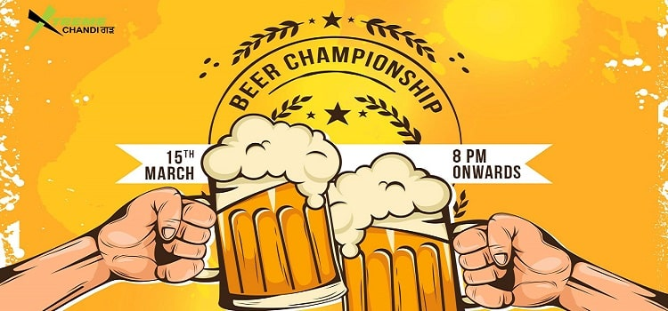 Xtreme Beer Championship In Chandigarh