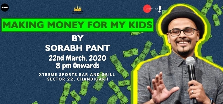 Xtreme Comedy Night With Sorabh Pant In Chandigarh