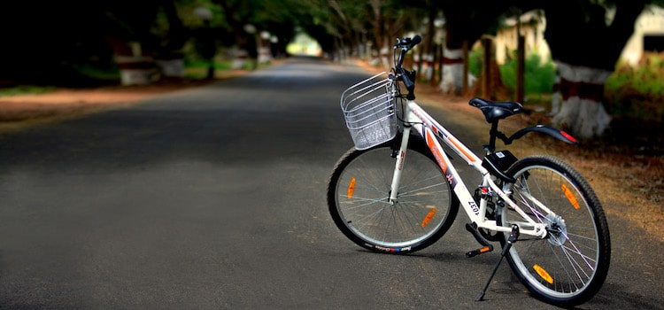 Pedal Around The City On Rented Bicycles At just Rs.5