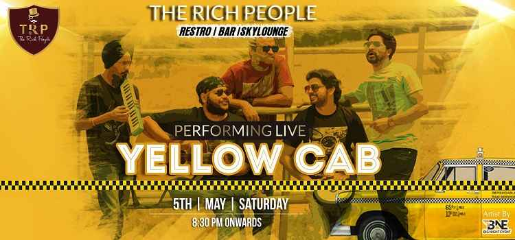 Witness Yellow Cab Putting Stage On Fire This Saturday At TRP