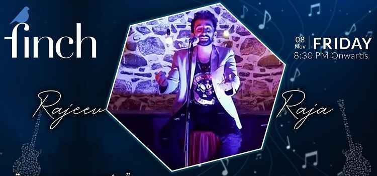 Youtube Sensation Rajeev Raja Live At The Finch