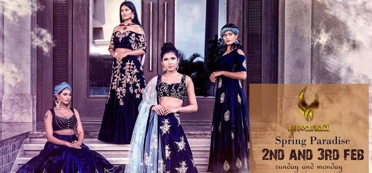 Yuvanaa Fashion Exhibition In Indore