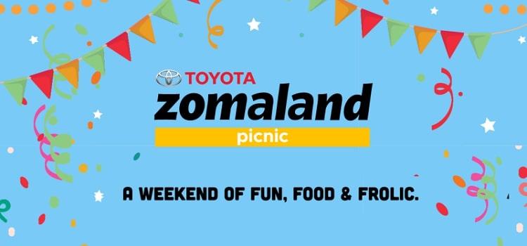 Zomaland Picnic At Elante Mall Chandigarh