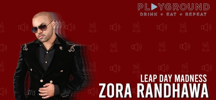 Zora Randhawa Live At Playground Chandigarh