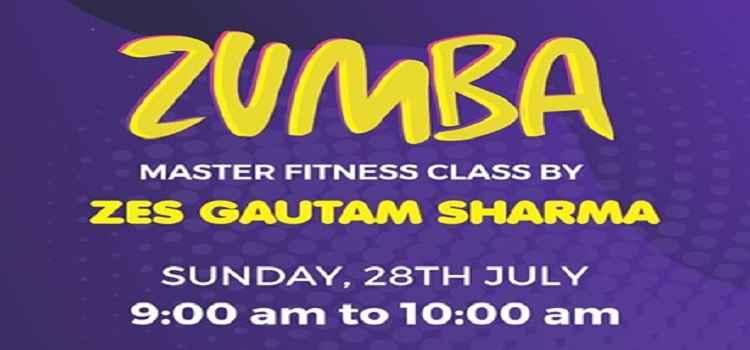 Zumba master Fitness By Zes Gautam Sharma