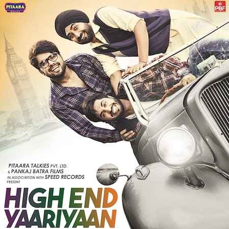high end yariyaan coming out in theatres this friday