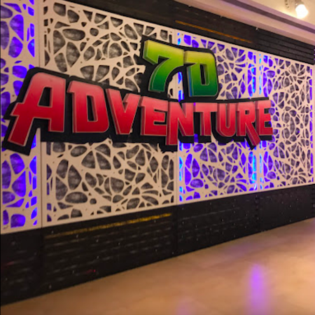 7D Adventure and the Lost World