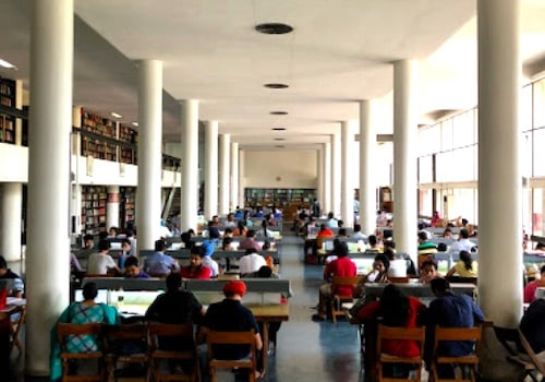 A.C Joshi Library