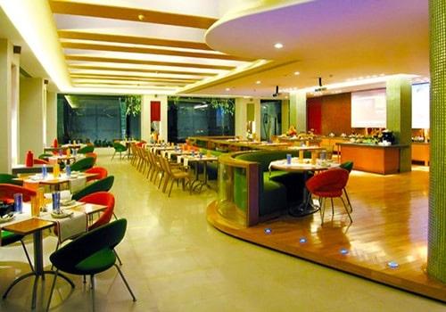 Cafe 17   Taj Chandigarh