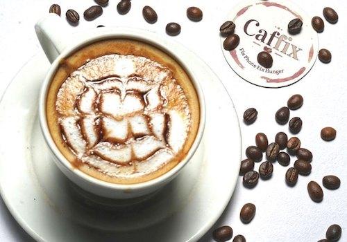 Caffix   The Tech Cafe