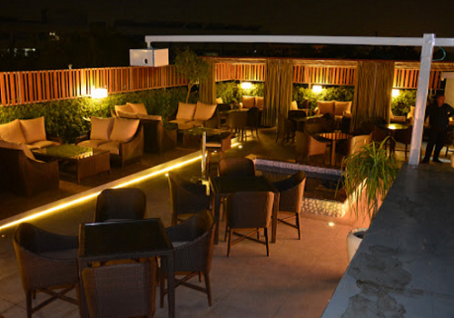 City Cabana, Patio Bar Chandigarh
