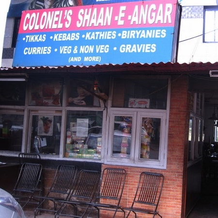COLONEL'S SHAAN E ANGAR