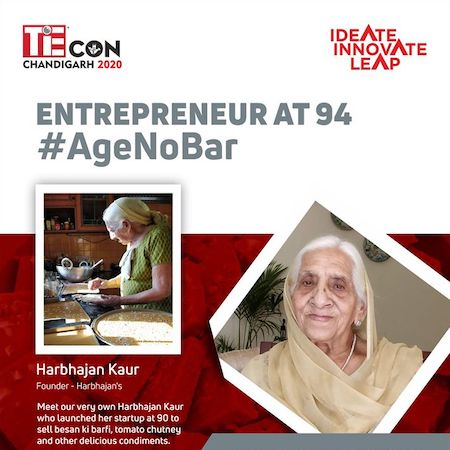 Entrepreneur At 94