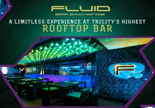 Fluid Bar Exchange  Hotel Altius