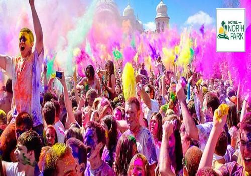 Grand Holi Festival Party