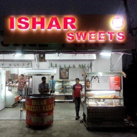 ISHAR SWEETS