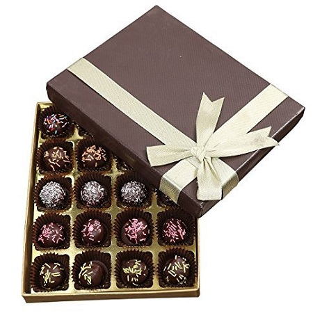 Joy Assorted Chocolate Truffles Collection
