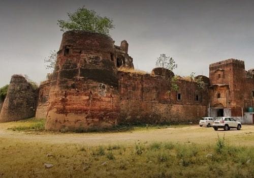 Manimajra Old Fort