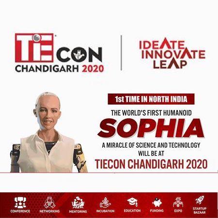 Meet & Interact With Sophia