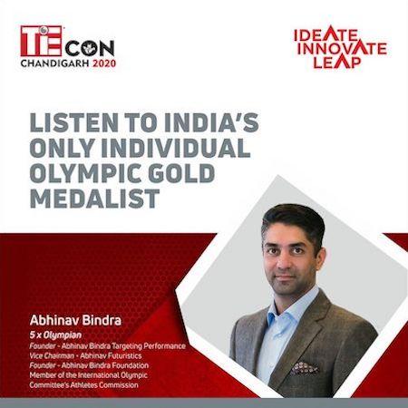 Mr. Abhinav Bindra As A Keynote Speaker